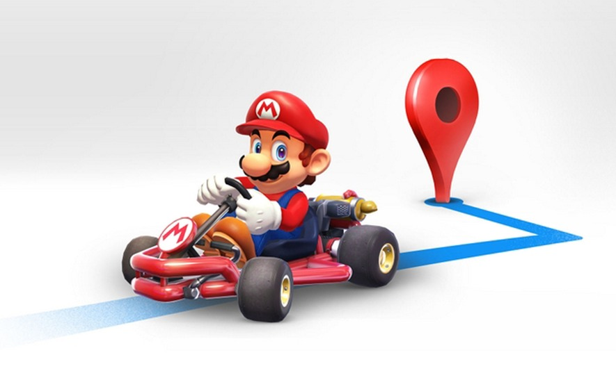 Mario's Taking Over Google Maps in Mississauga!