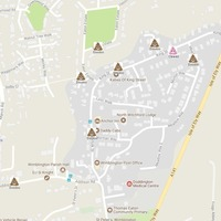 Community produces 'poop-shaming map' to tackle dog mess