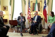 Taoiseach begins St Patrick's trip to the US in Texas