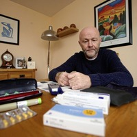 Man tells how five-year wait for shoulder surgery has left him addicted to painkillers