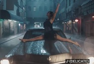 Taylor Swift turns invisible and dances in the rain in new music video