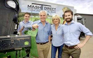 Comber spud hits the Big Apple as Mash Direct launches in USA