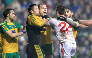 Tyrone v Donegal: Little learned from changed tacts