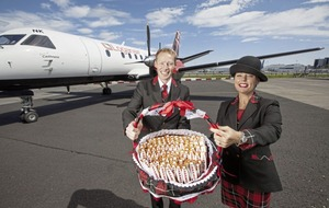 New air route links Belfast to the Lake District