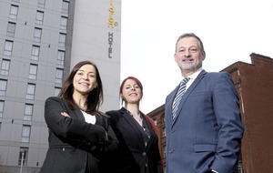 Doors open at new £24m Maldron Hotel in Belfast