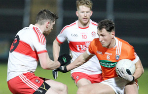 Armagh leave Derry feeling down