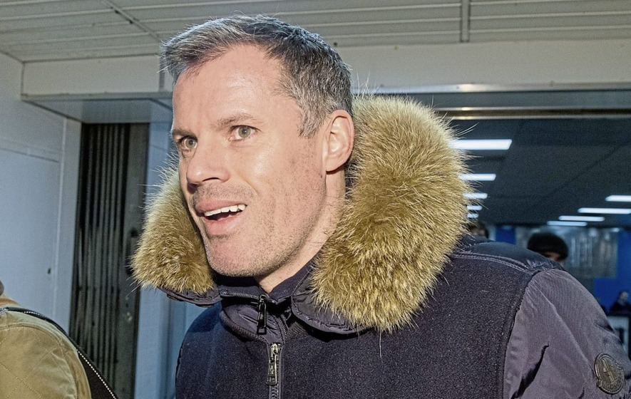 Jamie Carragher: Former Liverpool defender apologises for spitting incident
