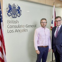 Invest NI opens office in LA as exports to US grow to £1.5 billion