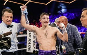 Michael Conlan returns to Madison Square Garden for St Patrick's Day rumble