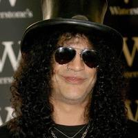 Slash requests restraining order