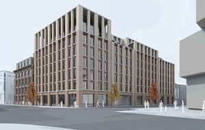 £75m vision to redevelop former Belfast Telegraph building into 'The Sixth'