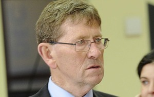 Veteran SDLP politician `stable' in hospital after car struck by lorry in Co Fermanagh
