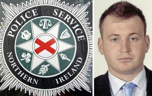 PSNI officer had affair with associate of gang linked to Ronan Kerr's murder