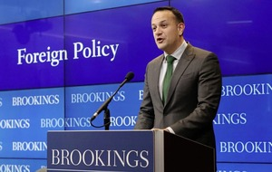 Leo Varadkar: Irish government has no 'hidden agenda' over Brexit