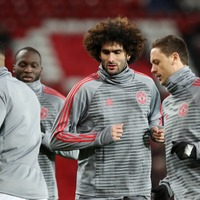 Fellaini wowed Manchester United fans with a new hairstyle that reminded people of Mickey Mouse…