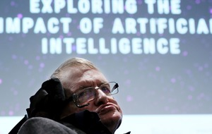 Stephen Hawking warned about dangers of artificial intelligence