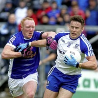 Top flight football is where silverware is won: Cavan ace Cian Mackey