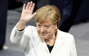 Angela Merkel elected to serve fourth term as German chancellor