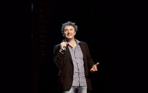 Just announced: Dylan Moran in Belfast and Derry
