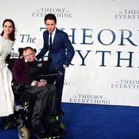 Theory Of Everything director: Stephen Hawking quaffed champagne on set