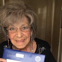 This woman received a telegram from the Queen on her 100th birthday