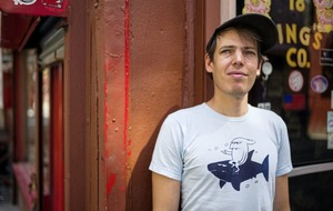 Look forward to: Jeffrey Lewis Irish tour