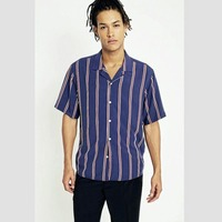 Fashion: Striped shirts and logos among the big menswear trends for spring