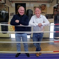Battles of Belfast: Hugh Russell and Davy Larmour relive the fights that electrified city's boxing scene