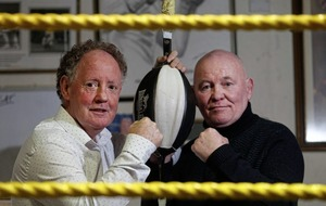 Standing on the shoulders of giants: The fight that brought boxing back to the scene of Gilroy-Caldwell war