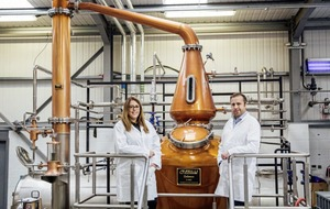 Creators of Shortcross Gin to triple production after £2.5m investment