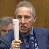 DUP MP Ian Paisley participated in 'very intimidating' group conference call to Ofgem official in attempt to change RHI tariff