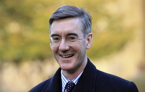 Jacob Rees-Mogg condemns claims Brexit will threaten peace in north
