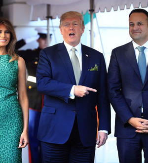 Border on agenda for Donald Trump's visit to Ireland