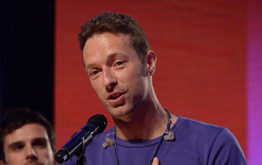 Coldplay's Chris Martin sings ballad for Greg James - The Irish News