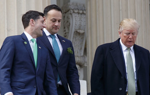 Taoiseach intervened in planning permission over wind farm beside Donald Trump's golf course