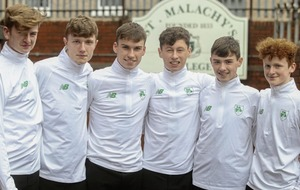 St Malachy's pupils to take on the world in cross country championships