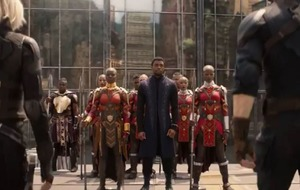 Black Panther meets Avengers in new Infinity War trailer