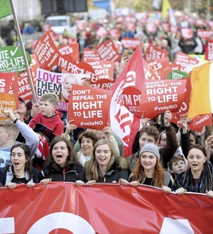 'Common good best served by rejecting abortion - and offering women real support'
