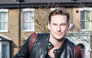 EastEnders' Lee Ryan will be departing Walford