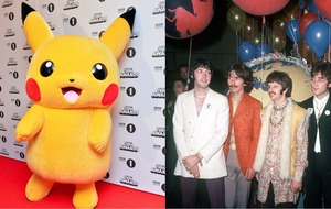 Someone created an Eleanor Rigby ft. Pokemon battle music mash-up and it's perfect