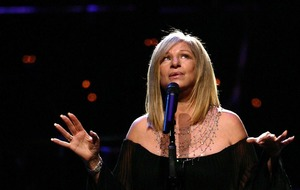 Barbara Streisand says she has never suffered sexual harassment