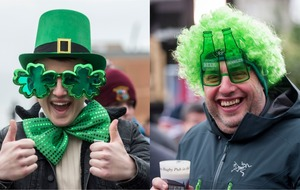 9 pictures of Ireland fans having the best time as their side won the Grand Slam on St Patrick's Day