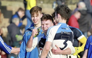 St Mary's, Magherafelt and St Ronan's, Lurgan meet in MacRory Cup final