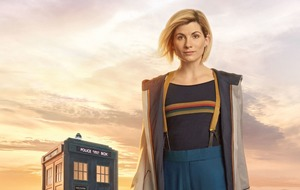 Jodie Whittaker: Doctor Who wasn't family viewing in our house