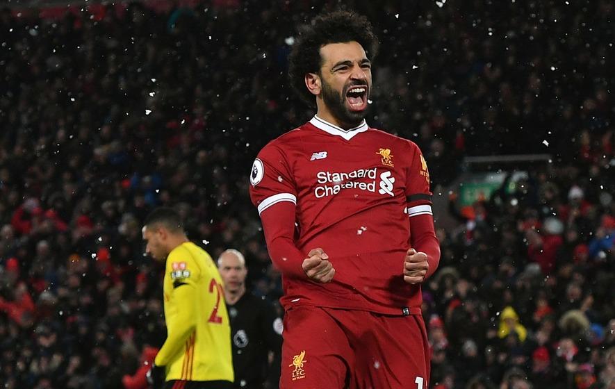 Salah on his way to Messi level