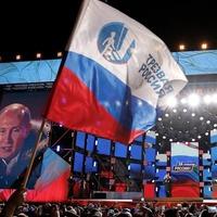 Vladimir Putin wins fourth term