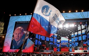 Vladimir Putin wins fourth term
