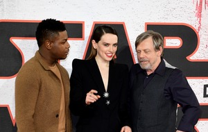 Star Wars: The Last Jedi triumphs at film awards