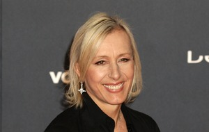 Martina Navratilova hits out at the BBC over pay