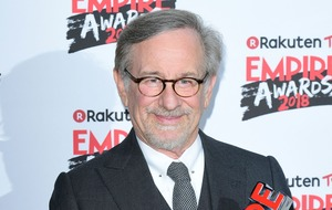 Spielberg: Time's Up is more important than any of us can ever realise